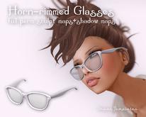 BEST SELLER! - [UT] Nerd Glasses Kit - full perms - sculpt maps