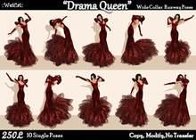 """::WetCat:: """"Drama Queen"""" Runway Model Set"""