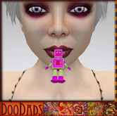 DooDads - PinkieBot (for mouth)