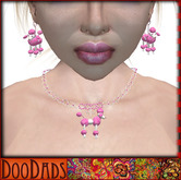DooDads - Poodle Necklace & Earrings