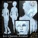 =^.^= Curious Kitties - Ice Queen Avatar Set - Lian