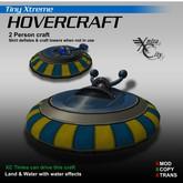 Tiny Hovercraft Xtreme V.1.6 - Blue