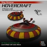 Tiny Hovercraft Xtreme V.1.6 - Red