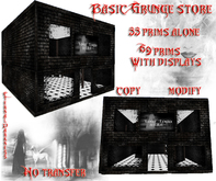 ::ED:: Grungey store- (BOXED)