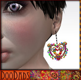 DooDads - Love Earrings