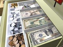 Working Cash Register