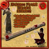 Bamboo Flute Deluxe>>Tokuno Wind<<
