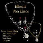 Ashira's Moon Necklace