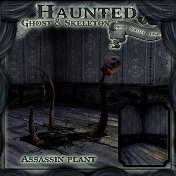 Assassin Plant  Zombie
