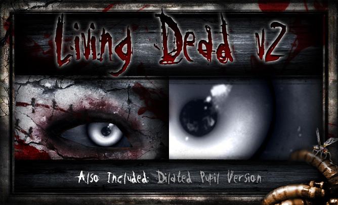 REPULSE - Living Dead v2 Eyes