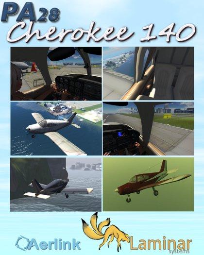 Piper PA-28 Cherokee 140