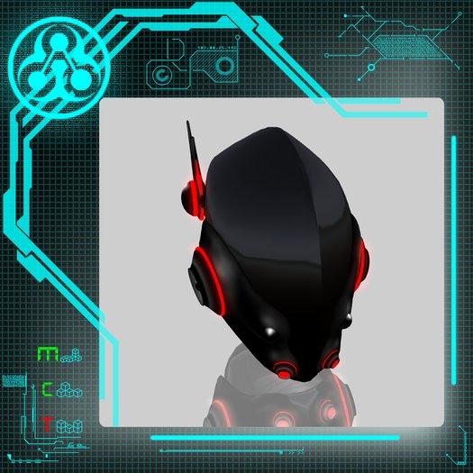 :: Rublic :: Grid Infiltrator ( Helmet )