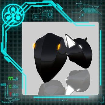 :: Rublic :: Grid Striker ( Helmet )