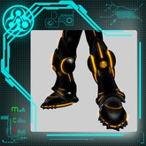 :: Rublik :: Grid Striker Stompers ( Boots )