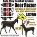 <MTR> Deer Rezzer