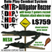 <MTR> Alligator Rezzer
