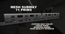 [K-Ace] MESH Subway Prop