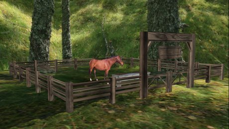 Sls Crosshatch Fencing Resized V2sugars Legacy Stables
