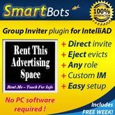 Group Inviter plugin for IntelliAd /// Powered by SmartBots