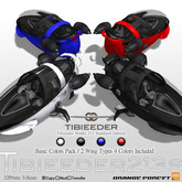 O.F TIBIEEDER M-213 Standard Edition (Basic Colors Pack)