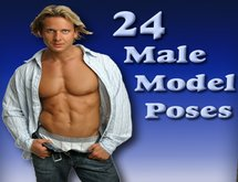 RESELL 24 Male Model Poses
