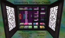 Inventory Storage Closet L42prims (50% Off) was 400L