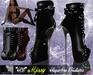 **SD**-MJSSY- Mistress Shoes Extreme (Fatpack)