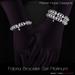 !Rebel Hope Designs - Fabria Bracelet Set Platinum