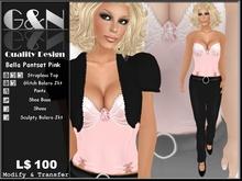 G&N Quality Design Bella Pantset Pink (Copy Version)
