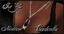 *** Just You Jewels *** Necklace Gift Cinderella