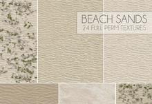 Beach Sands I 24 Seamless Terrain / Ground Textures