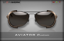 [SteinWerk] - Aviator Custom Sunglasses