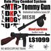 <MTR> Tommy Gun