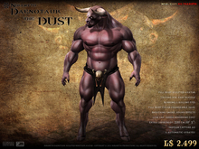 """The Dust"" Niramyth Daenotaur"