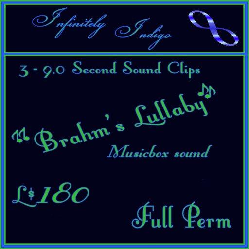 Brahms Lullaby FP