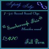 Scarborough Fair FP
