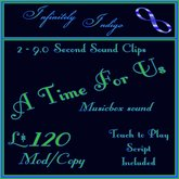 A Time For Us 30 Note MC