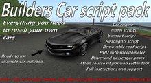 Car script kit for builders (discontinued item)