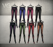 [VG] Spandex Tights (8 Colors)