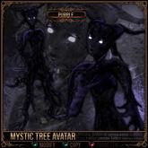 *Mesh =^.^= Curious Kitties - Mystic Tree Avatar - Purple