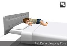 Full Perm Sleeping Pose