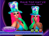 JETCITY - Rave Top Hat V2