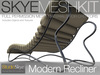 Skye MESH Kit - Modern Recliner - Full perms for creators