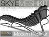 Skye mesh recliner 4