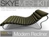 Skye mesh recliner 3