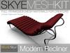 Skye mesh recliner 2