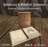Physicians Book - Anatomy