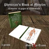 Physicians Book - Muscles