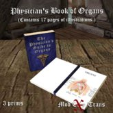 Gorean Physicians Book - Organs