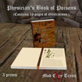 Physicians Book - Poisons